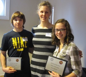 Rotary Students Month